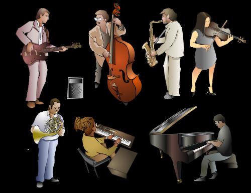 Músicos Jazz